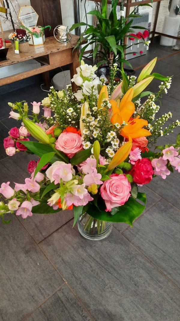 gros bouquet composé