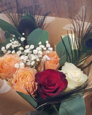 bouquet de roses commerce équitable